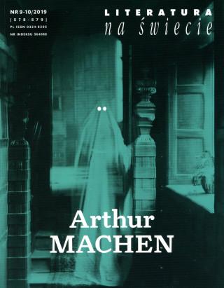 Arthur Machen Maciej Płaza