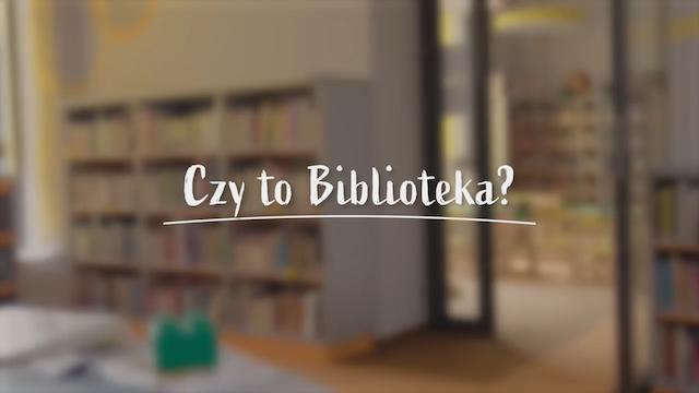 Czy to Biblioteka